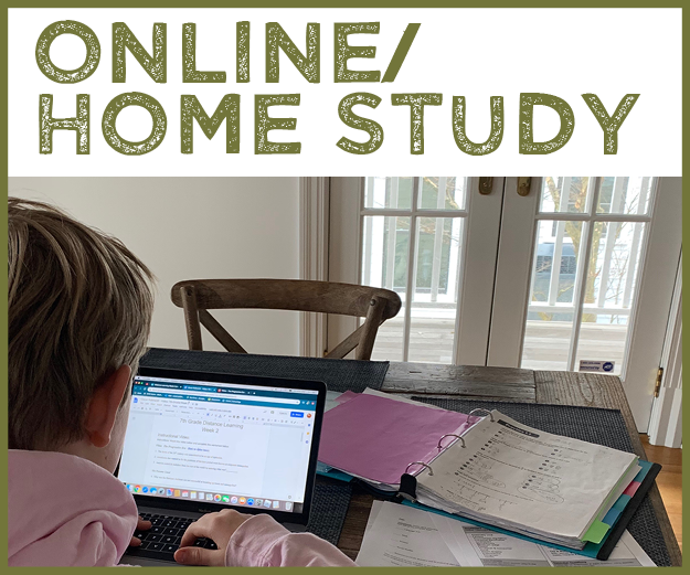 Online/Home Study