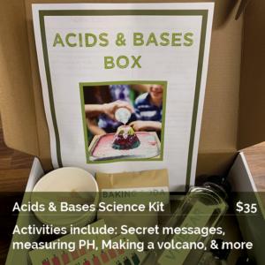 Acids & Bases Science Box