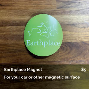 Earthplace Car Magnet