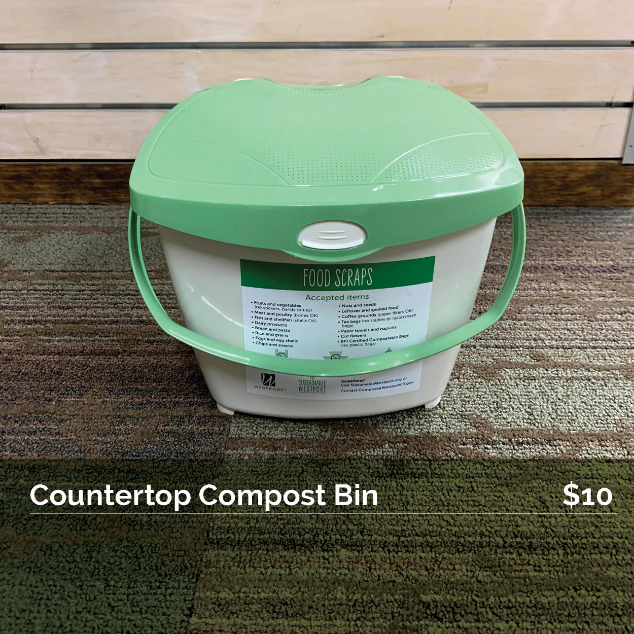 Countertop Compost Bin