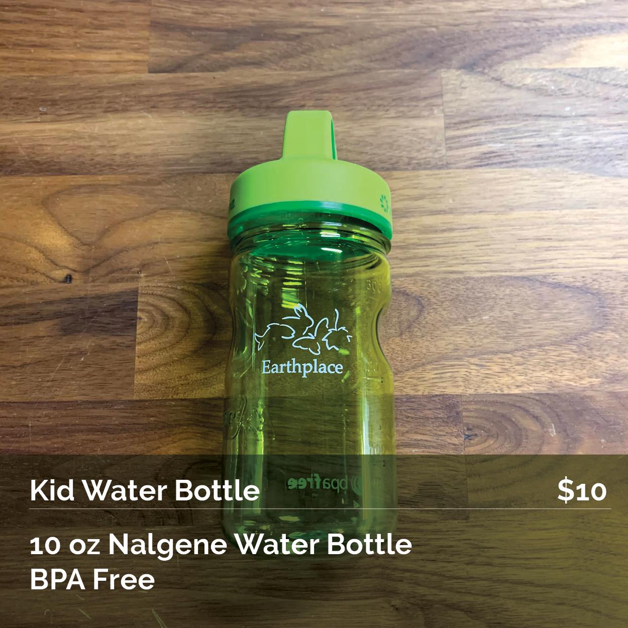 Earthplace Kid's Water Bottle