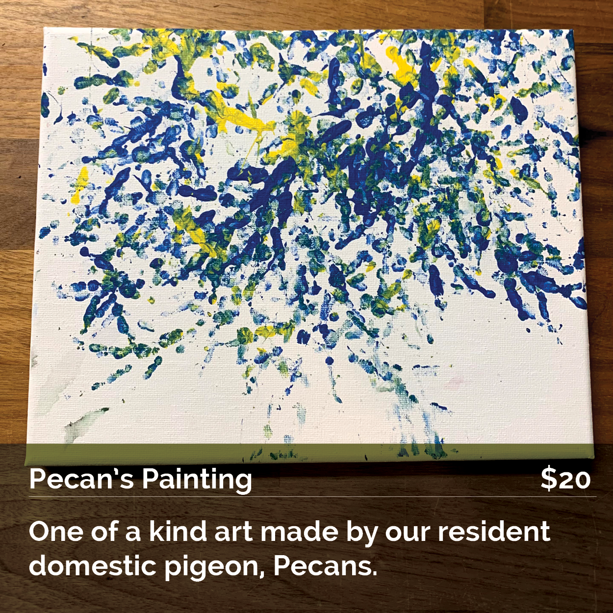 Painting by Pecans