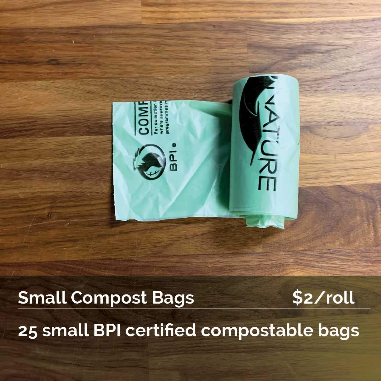 Small Compost Bags