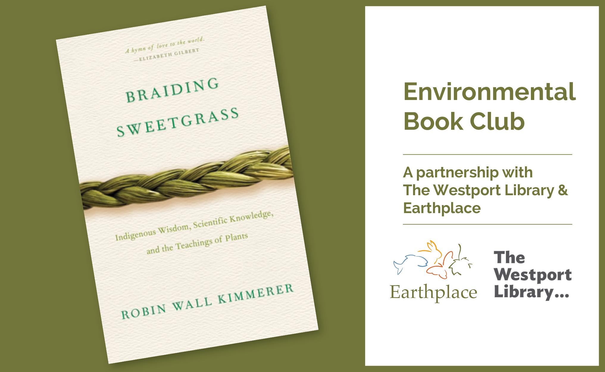 Environmental Book Club - Braiding Sweetgrass