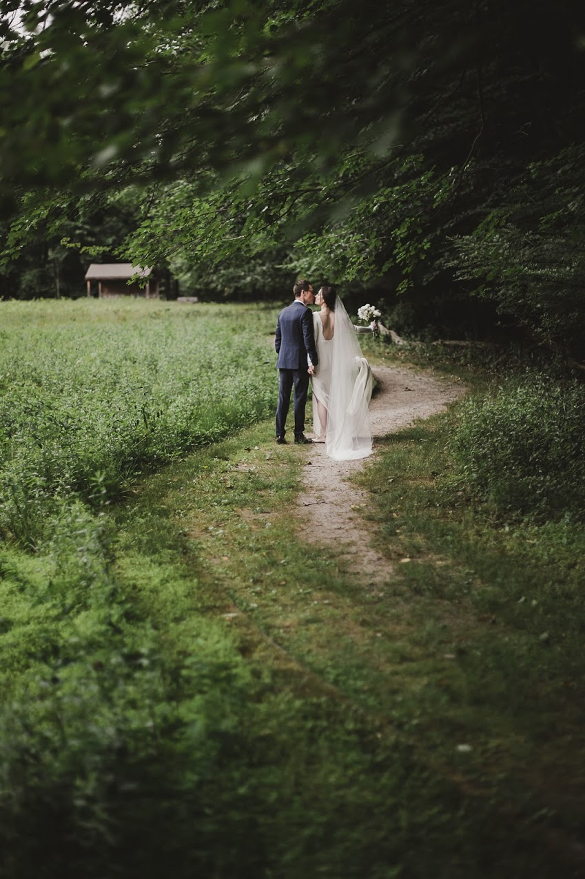 Couple on Trail